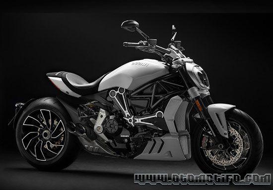 Motor Ducati XDiavel S