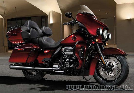 Motor Harley Davidson CVO Limited Standard