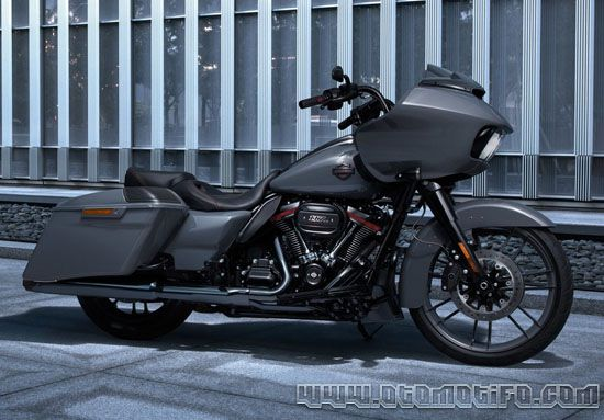 Motor Harley Davidson CVO Road Glide