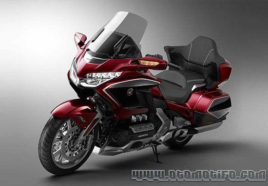 Motor Honda Gold Wing