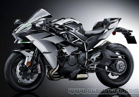 Motor Kawasaki Ninja H2 Carbon