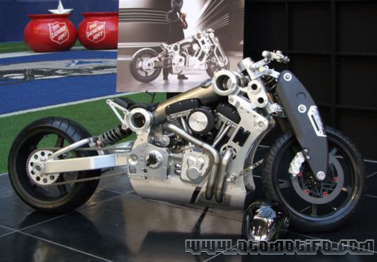 Motor Neiman Marcus Limited Edition Fighter