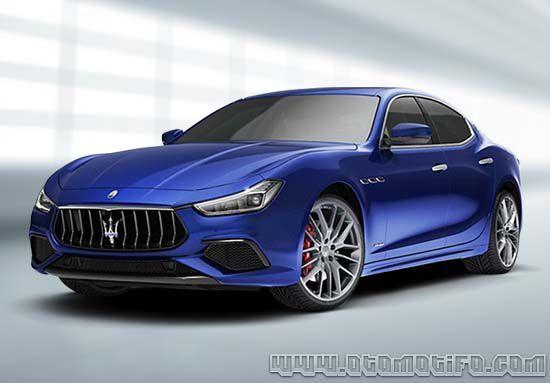 Daftar HargaMobil Maserati Ghibli