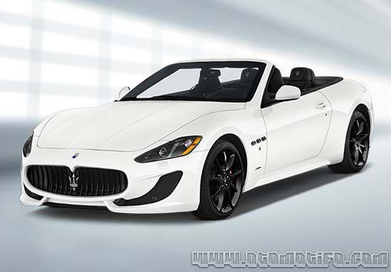 Daftar HargaMobil Maserati GranCabrio