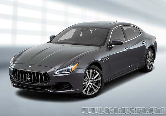 Daftar HargaMobil Maserati Quattroporte
