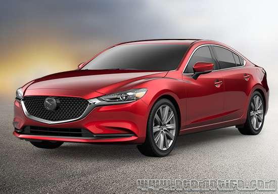 Daftar Harga Mobil Sedan Mazda