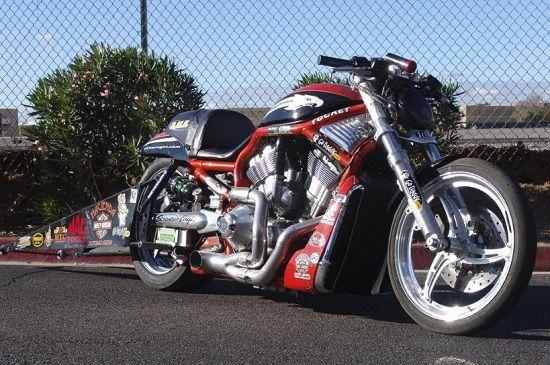 Drag Motor Harley Davidson