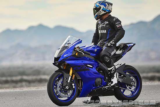 Gambar Motor Yamaha R6