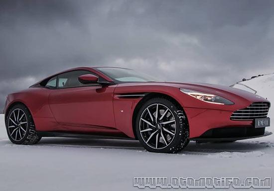 Harga Mobil Aston Martin DB11