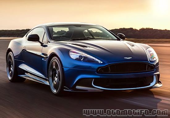 Harga Mobil Aston Martin Vanquish S The Ultimate Super GT