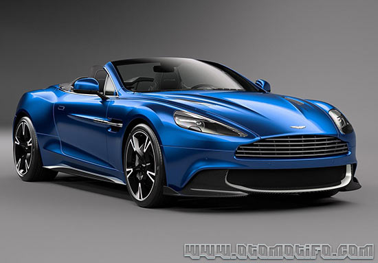 Harga Mobil Aston Martin Vanquish Ultimate Volante