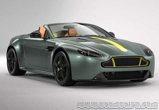 Harga Mobil Aston Martin Vantage AMR
