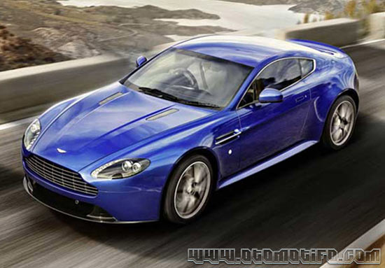 Harga Mobil Aston Martin Vantage V8 S Race Bred Dynamism