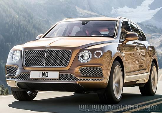 Harga Mobil Bentley Bentayga 6.0 L