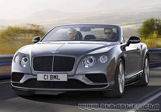 Harga Mobil Bentley Continental GT V8 S Convertible