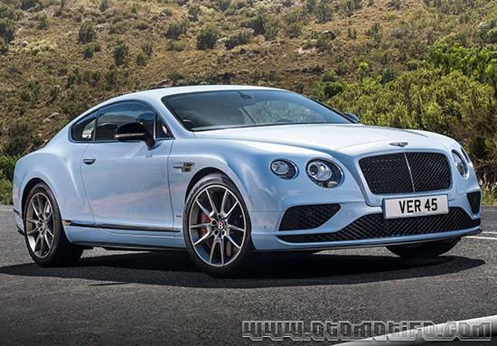 Harga Mobil Bentley Continental GT V8 S