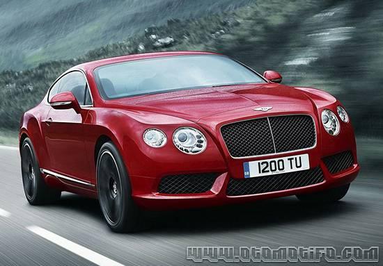 Harga Mobil Bentley Continental GT V8