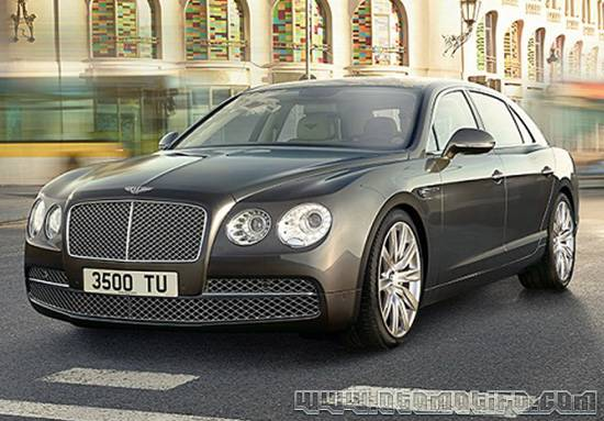 Harga Mobil Bentley Flying Spur 4.0 L V8