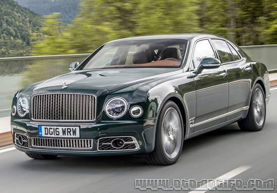 Harga Mobil Bentley Mulsanne6.75 L V8 Speed
