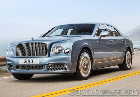 Harga Mobil Bentley Mulsanne6.75 L V8