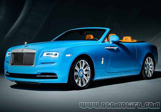 Harga Mobil Rolls Royce Dawn