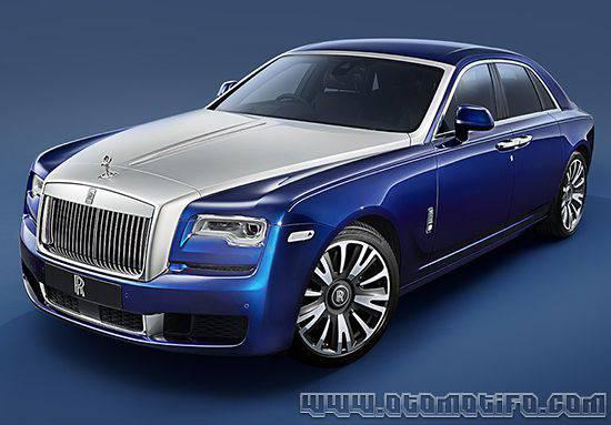 Harga Mobil Rolls Royce Ghost