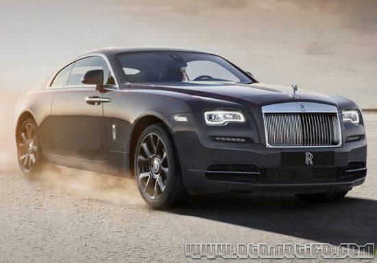 Harga Mobil Rolls Royce Wraith
