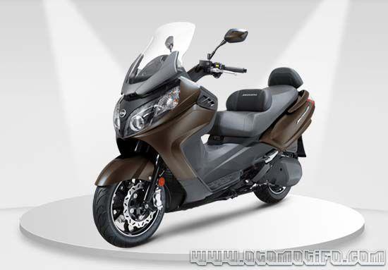 Harga Motor Sym Maxsym 600i ABS