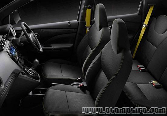 Interior Datsun Go Live