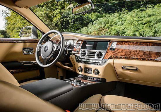 Interior Rolls Royce Ghost