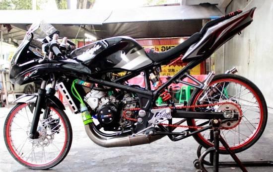 Modif Ninja RR Thailook