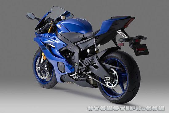 Performa Yamaha R6