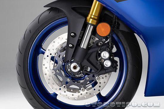 Sistem Pengereman Yamaha R6
