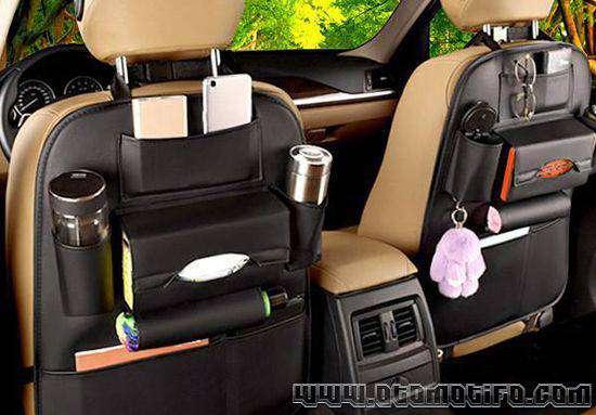 Aksesoris Car Seat Orginizer