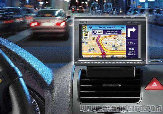 Aksesoris GPS Navigasi