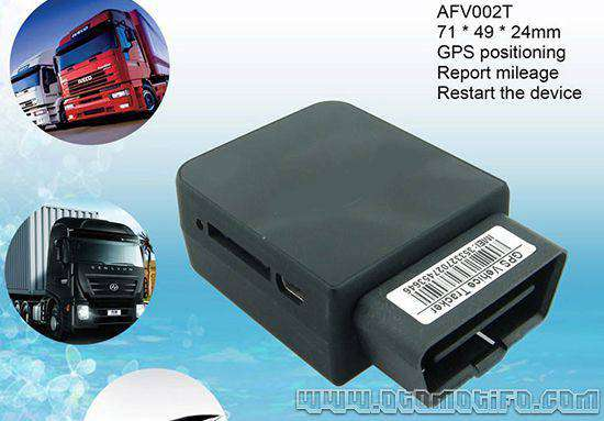 Aksesoris GPS Tracker