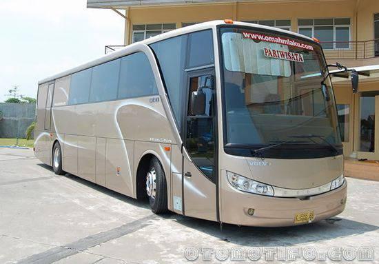 Bus Termewah Di Indonesia