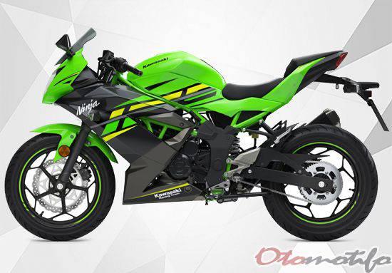 Fitur Kawasaki Ninja 150 4 Tak