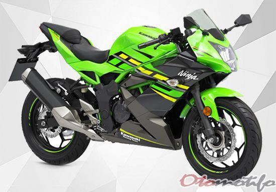 Foto Kawasaki Ninja 150 4 Tak