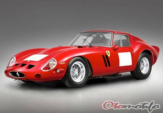 Gambar Ferrari 250 GTO Berlinetta