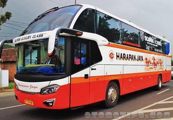 Gambar Bus Avante SHD Harapan Jaya