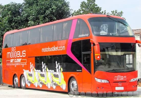 Gambar Bus Motor Motobus