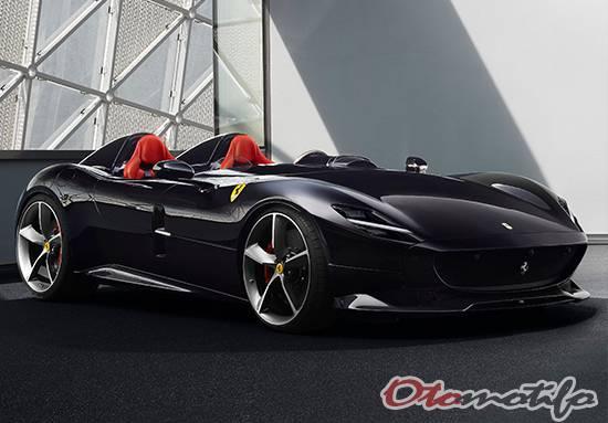 Gambar Ferrari Monza SP2