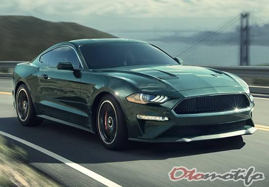 Gambar Ford Mustang Bullitt
