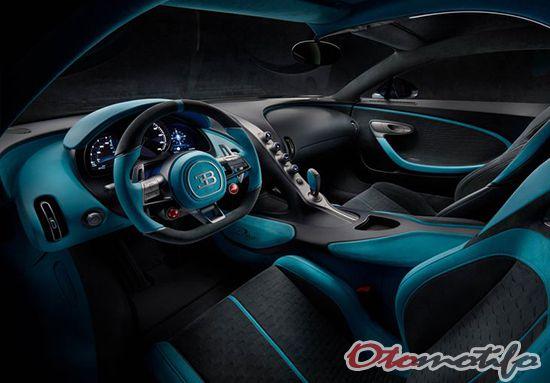Gambar Interior Bugatti Divo
