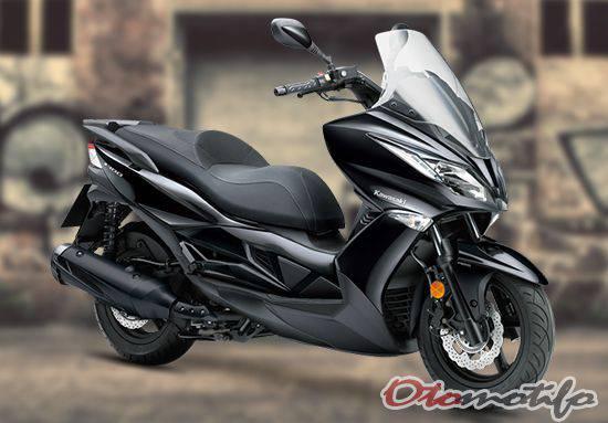 Gambar Kawasaki J300