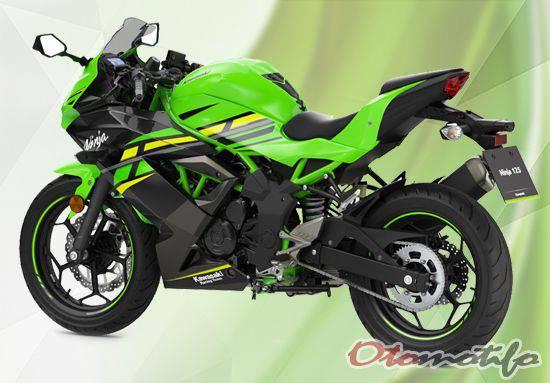 Gambar Kawasaki Ninja 150 4 Tak