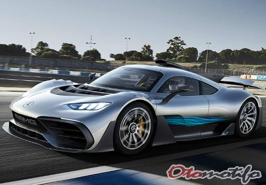 Gambar Mercedes-AMG Project ONE