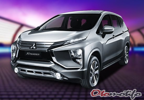 Gambar Mobil MPV Mitsubishi Xpander