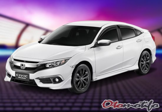 Gambar Mobil Sedan Honda Civic Turbo